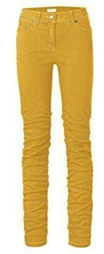 Up Push Vaqueros Mujer Clase De Amarillo S5rrxzwq