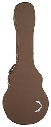 (Dean DHS AB Deluxe Hard Shell Case for EAB Model Acoustic Bass Guitars )