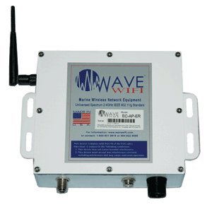 (Wave WiFi Extended Range Wi-Fi Access System w/Access Point (46529))