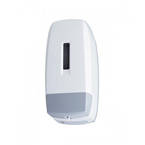 1//2 Litro Medial DISTRIBUTORE DI SAPONE da parete Soap dispenser Bianco 0,50Lt