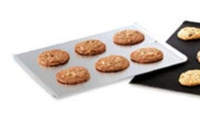 Vollrath Holy Grail Natural Finish Cookie Sheet, 17 x 14 inch - 6 per case.