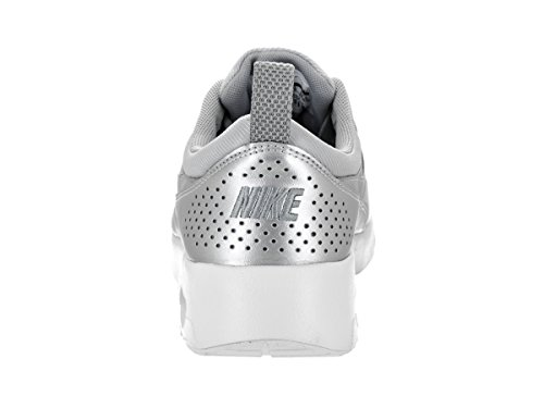 Femmes Nike Mtallis 001 Argent argent Mtallique Pour 861674 Baskets wfqUxz7f
