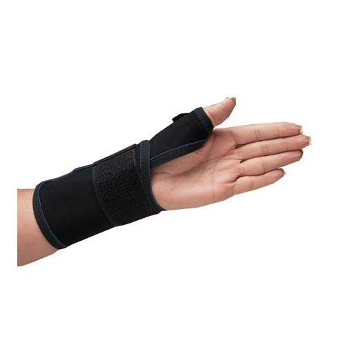 DeRoyal Thermo-Form Thumb Splint, Left, X-Large, 8