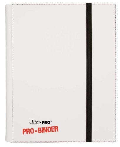 (Ultra Pro 9-Pocket White PRO-Binder)