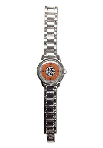 Dragon Ball Z Goku Icon Metal Watch Standard ()