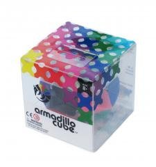 Armadillo Cube: Smooth turning - Stickerless - 12 Candy Colors - Resettable - Awesome Brain Teaser - Advanced 3x3x3 Puzzle - Brand New Challenges - 100% Money Back Guarantee! by Armadillo Cube (Image #4)