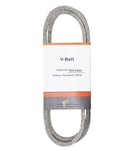 - Antanker Deck Belt Fits Cub Cadet 754-0349 MTD 954-0349 Drive Belt