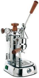 Handhebel-Espresso Siebträgermaschine La Pavoni Professional Lusso