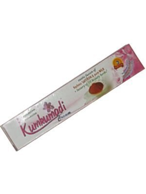 Kumkumadi Cream - Kashmir Saffron and Pure Milk + Luxury of 10 Beauty Herbs by NAGARJUNA