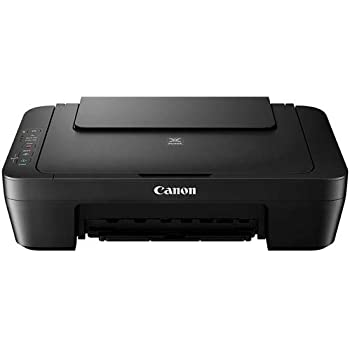 Canon Pixma MG2510 All-In-One Print Scan Copy Inkjet Printer - Ink Not Included
