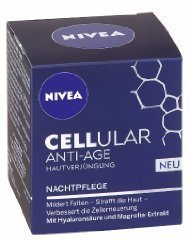 Genuine Nivea Cellular Anti-Age Skin Rejuvenating Night Care Skin Cream 50ml – 1.69 fl. oz.