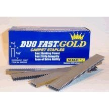 Duo-Fast 5418D 20 Gauge Staples 20/Box Case by Duo-Fast