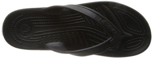 Crocs Unisex Crocband LoPro Flip-Flop Black LHqp2