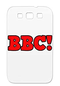 Red Rugged Bbc Miscellaneous Bitches Loco Women Funny Crazy Bitches Be Crazy TPU For Sumsang Galaxy S3 Protective Case