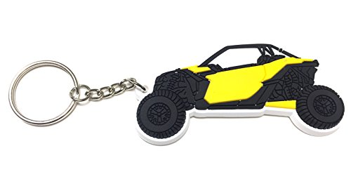 Can Am Maverick Custom Design Keychain - Mavericks Key