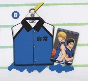 Basketball pass case of Kuroko [B] sea ordinary character card with ( & Kasamatsu) Banpresto (japan import) by Banpresto