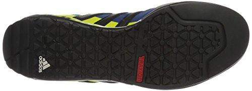adidas Terrex Swift Solo, Zapatillas de Senderismo Unisex Adulto Azul (Azuuni / Negbas / Limuni)