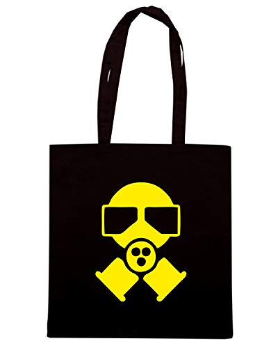 Speed TM0532 MASK Nera TOXIC Shopper Shirt Borsa pwSqfaxpr