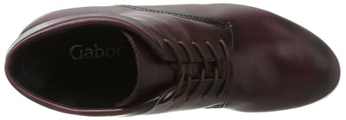 Gabor Ladies Basic Boots Red (25 Wine (effect))