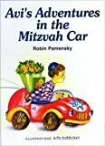Avi's Adventures in the Mitzvah Car, Robin Pamensky, 9652291382