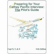 Preparing for your Cathay Pacific Interview: The Pilot's - Cathay Pacific Pilot