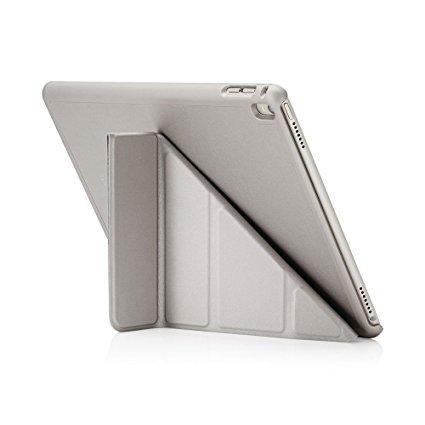 Pipetto iPad Pro 9.7 Case - Origami Smart Cover - Silver ...