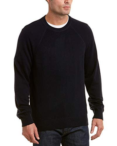 Vince Mens Wool & Cashmere-Blend Crewneck Sweater, L, ()