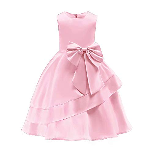 AYOMIS Girl Dress Princess Gowns Party Flower Christmas Wedding -