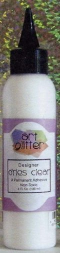 Art Institute Glitter DDC04 Craft Supplies, Multicolor