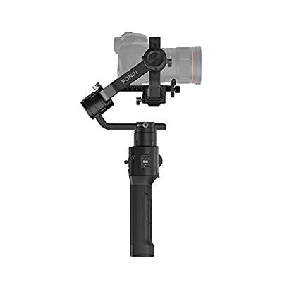 DJI Ronin-S Handheld 3-Axis Gimbal Stabilizer All-in-one Control DSLR Mirrorless Cameras
