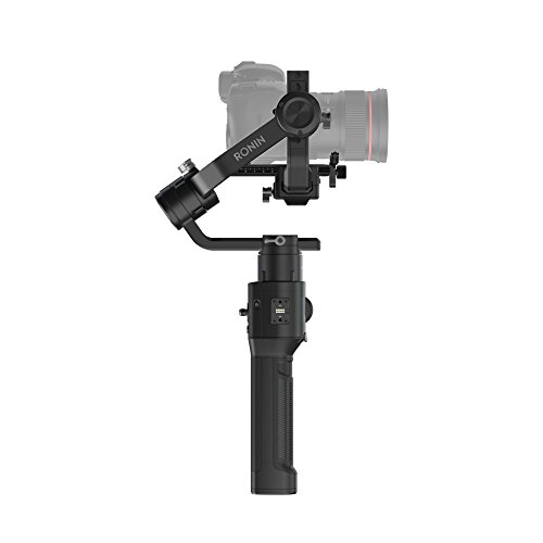 DJI Ronin-S Handheld 3-Axis Gimbal Stabilizer All-in-one Control DSLR Mirrorless Cameras (Best Full Frame Dslr For Sports Photography)