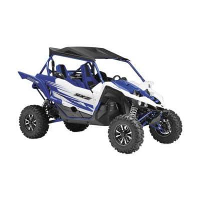 New Ray Toys 1:18 Scale UTV Die-Cast Replica Yamaha YXZ1000R Blue 57813A: Automotive
