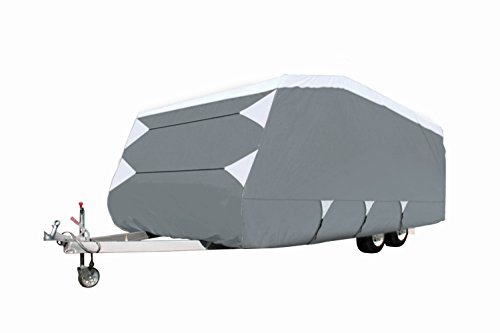 Classic Accessories PolyPro 3 RV Cover For 14-16' Pop Up Camping Trailers