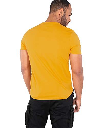 De T Blé Base Alpha Industries Herren shirt RX1wwfzq