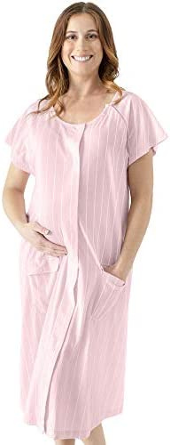 Kindred Bravely Universal Labor and Delivery Gown | 3 in 1 Labor, Delivery, Nursing Gown for Hospital