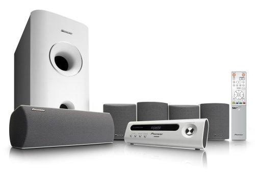 pioneer surround sound. pioneer hts-gs1 5.1 channel surround system (xbox 360) sound
