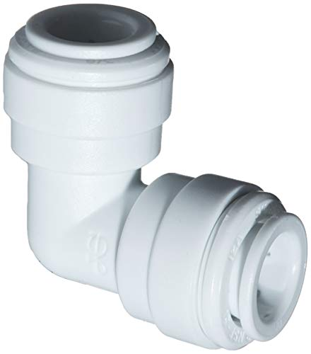 John Guest Speedfit CI0312W Not Applicable 3/8 inch Equal Elbow Connector (Pack of 10)