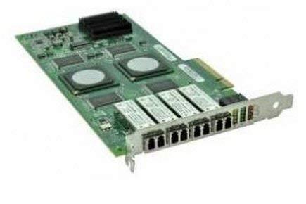 HP 455088-001 4GB 4-Port Fibre Channel HBA (Certified Refurbished)