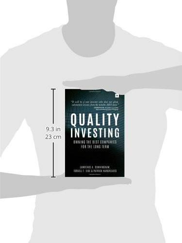 31sA LIQE6L - Quality Investing: Owning the best companies for the long term