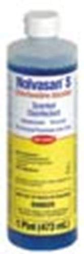 Nolvasan S Disinfectant 1 Pint (473mL) - Nolvasan Otic Cleansing Solution