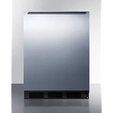 SUMMIT Built-In Undercounter Refrigerator-Freezer For Residential Use