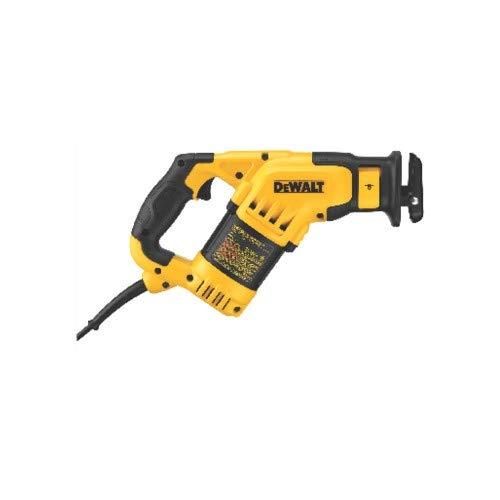 Dewalt DWE357R 1-1/8 in. 10 Amp Reciprocating Saw Kit (Certified Refurbished) Review