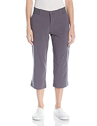 Riders by Lee Indigo Women's Performance Capri, Iron, 10/Medium
