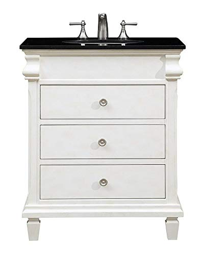 Elegant Decor VF-1021 Single Bathroom Vanity Set, 30