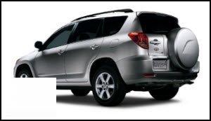 Genuine Toyota PT218-42061-10 Tire Cover