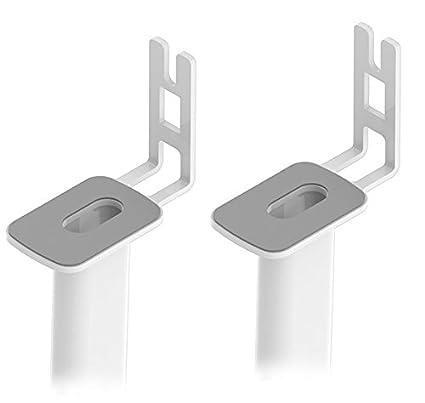 Paquete de 2 Soporte de pie para SONOS Play:1 Blanco Flexson SONOS Play:1