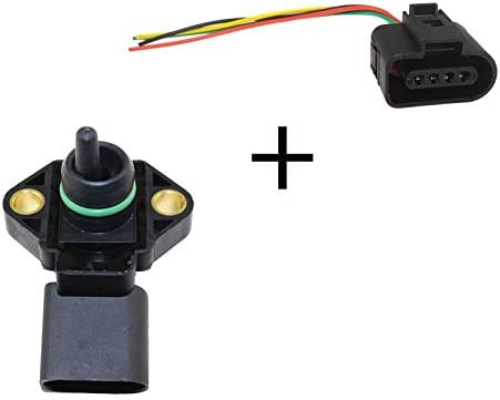 3 Bar Electric Boost Gauge Sender Map Sensor