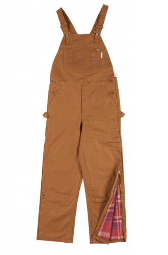 Insulated 10 Oz Duck Coveralls - 4