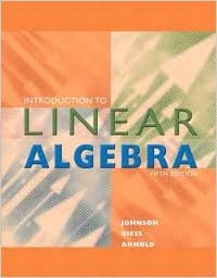 Introduction to linear algebra 5th fifth edition lee w johnson flip to back flip to front fandeluxe Images