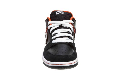 Nike Dunk Low Pro Sb Mens Black/White/Orange buy cheap in China URRpJAht